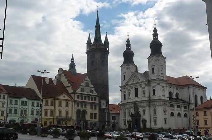 Centrum Klatov. Foto: archiv ZápadočeskýDeník.cz