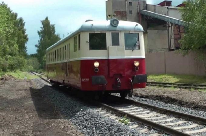 Vlak do Horního Slavkova. Foto: archiv YouTube