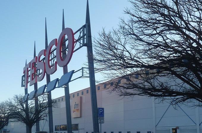 Hypermarket Tesco, ilustrační foto. Foto: archiv ZápadočeskýDeník.cz
