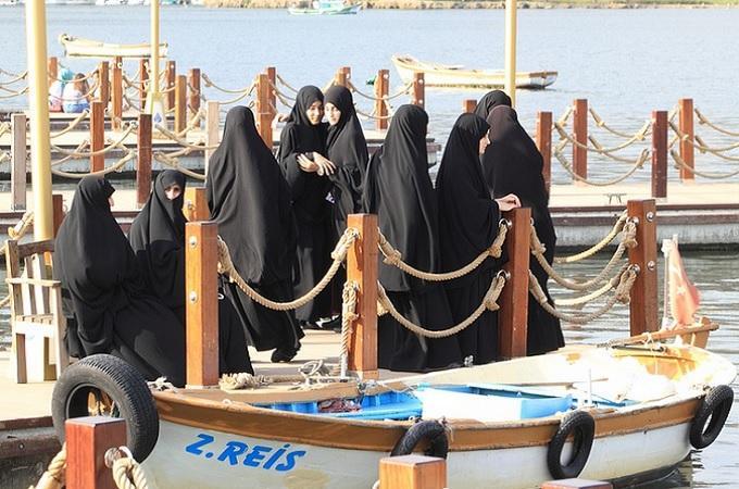 Muslimské ženy, ilustrační foto. Foto: archi Pixabay.com