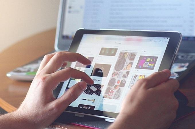 Tablet, ilustrační foto. Foto: archiv Pixabay.com