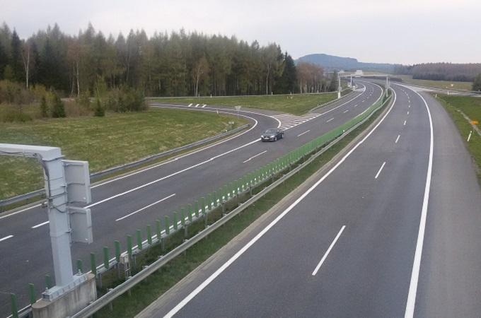 Dálnice, ilustrační foto. Foto: archiv ZápadočeskýDeník.cz