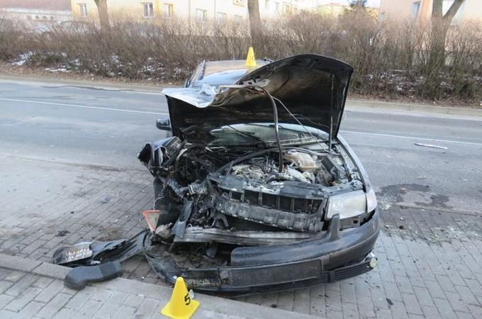 Nehoda, ilustrační foto, Zdroj: Policie.cz