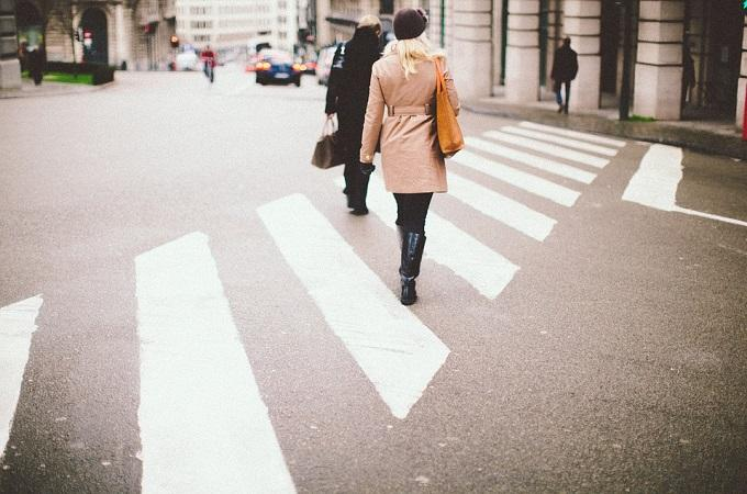 Přechod pro chodce. Ilustrační snímek. Foto: pixabay.com