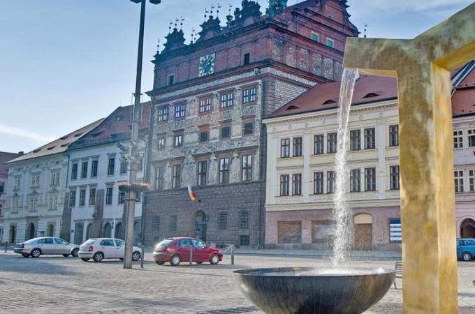 Pohled na radnici v Plzni. Foto: archiv SeveročeskýDeník.cz