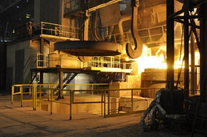 Hutě a kovárny Pilsen Steel, ilustrační foto. Foto: archiv Pilsen Steel
